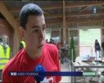 Reportage Finale régionale des olympiade des métiers Jardinier Paysagiste Lycée de Rignac 2012