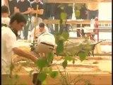 Finale régionale des olympiade des métiers Jardinier Paysagiste Lycée de Rignac 2008
