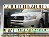 2008 Toyota RAV4 Base 4WD 4AT - Real Canada Loans, East Toronto