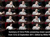 Chris Pirillo Answers Viewer Questions