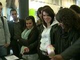 Semaine du Développement durable : Exposition sur le Développement durable au lycée Voillaume, Aulnay-sous-Bois