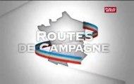 Routes de campagne, Midi-Pyrénées, Mélenchon: la prise du Capitole