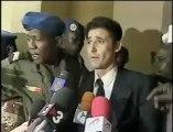 Liberados los españoles retenidos en el Chad