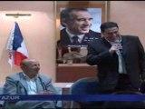 Lancement du comité de soutien pour François Bayrou dans les Alpes Maritimes