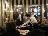 """Jeunes Actifs UMP PARIS Afterwork spécial """"Présidentielles 2012"""" de soutien à Nicolas Sarkozy"""