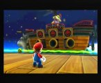 Super Mario Galaxy Part 20 - La fin de la flotte de Bowser Junior.
