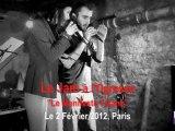 Une Jam Foot délire à l'Ogresse, Paris - Février 2012