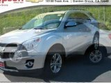 2011 Chevrolet Equinox for sale in Garden Grove CA - Certified Used Chevrolet by EveryCarListed.com