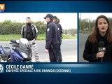 Meurtres dans l'Essonne : dispositif de sécurité renforcé