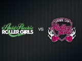 Central City Roller Girls vs Auld Reekie Roller Girls - Last Jams