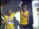 """TDF 1984; Stage 17 Grenoble - Alpe d'Huez 151 Km 16-Jul; Luis """"Lucho"""" Herrera"""