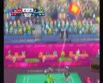 badminton mario et sonic au jeux olympiques de londres