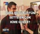 Tuba Büyüküstün - 1-5-2011 - Dizi TV