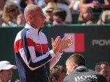 Coupe Davis : Guy Forget tire sa révérence à l'équipe de France