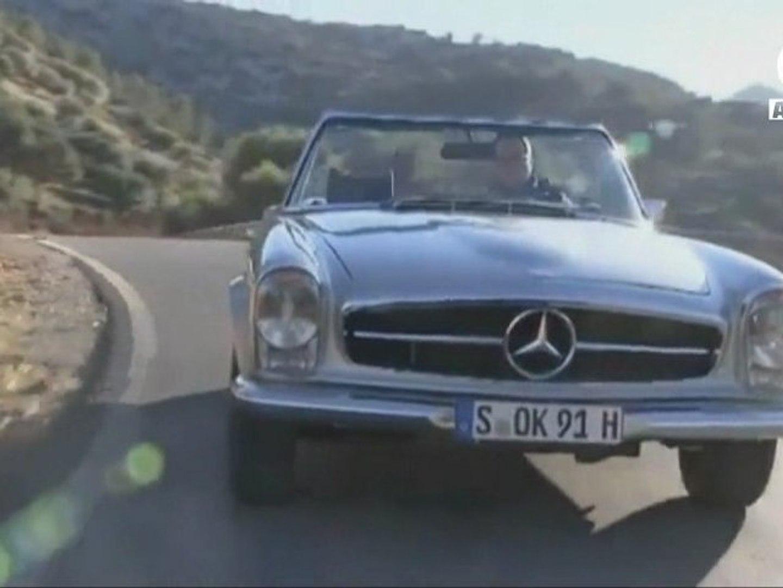 Mercedes 230 SL Pagode