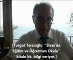 """""""Sivas'da Eğitim ve Öğretmen Okulu"""" Kitabı"""