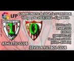 Jor.32: Athletic 1 - Sevilla FC 0 (8/04/12)