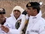 L'armée pakistanaise poursuit ses recherches après une...