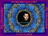 Dj Alexander - 44+1 Non Stop Ζεϊμπέκικα No 2 (Για Μετά Τις Δώδεκα)