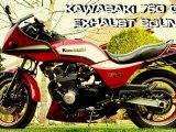 Kawasaki 750 GPZ Exhaust Devil Sound