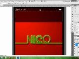 Speed Painting iPhone Photoshop CS5