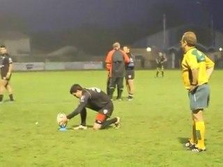 Rugby : l'US Bergerac s'incline face au FCTT