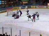 #78 Josef Boumedienne assist on Tomi Mäki Goal - 05/04/12 - Jokerit vs JYP SM-Liiga Playoffs Semi-Final