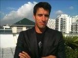 L'actu des Bleus vue par Tony Estanguet (septembre 2011)