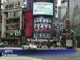 """Fusée nord-coréenne: """"réaction exagérée"""" au Japon"""