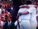 Great shots PGA Tour - Bubba Watson wins the masters 2012. Great driver.  - live pga