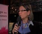 Stéphanie PAIX - Présidente du Directoire de la Caisse d'Epargne Rhône-Alpes