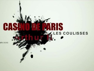Les Coulisses du Casino de Paris - n°8 - ARTHUR H