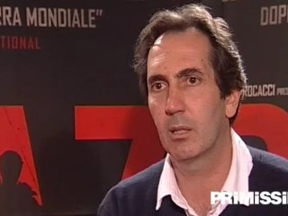 Intervista a Paolo Calabresi protagonista del film Diaz di Daniele Vicari - Primissima.it