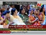 Telugu Cine Industry Honours Akkineni Nageswara Rao