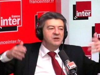 Jean-Luc Mélenchon invité de FranceInter