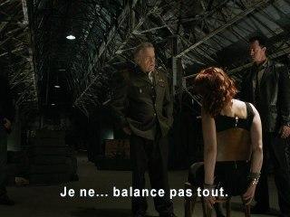 Black Widow - Interrogatoire - Extrait Black Widow - Interrogatoire (Anglais sous-titré français)