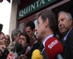 """Nicolas Sarkozy à Drancy : Nicolas Sarkozy à Drancy : """"C'est la droite qui n'a jamais abandonné les quartiers"""""""
