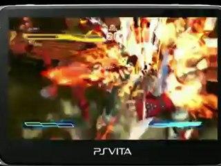 Trailer Gameplay 2  de Street Fighter X Tekken