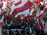 Smolensk ceremonies belie Polish divisions over cause