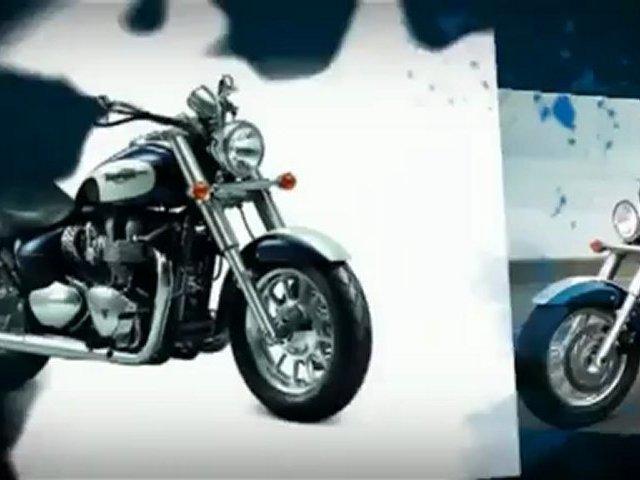 2012 Triumph America- Triumph America Amaaazing Motorcycle!