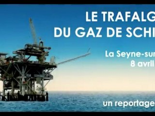 Le Trafalgar du gaz de schiste