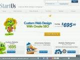 Custom website design | Web Solutions