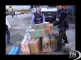 Napoli, oltre 1.200 chili di droga nascosti sotto il cavalcavia. Arrestato in flagranza il proprietario dell'area