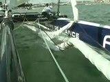 MAG-REGATTA-120410-N102-Regatta N°102: Volvo Ocean Race - America's Cup - Spi Ouest France - Class40 -  St Barth