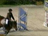 Concours Etrier du Dauphiné 8 & 9 avril 2012 poney 4 , poney 3