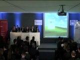 SITL 2012 // Conférence Plénière d'ouverture // Le fret ferroviaire, un mode d'avenir competitif pour l'Europe. Regards croisés de chargeurs, opérateurs et pouvoirs publics. 1-5