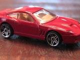 FERRARI 550 MARANELLO Hot Wheels review by CGR Garage