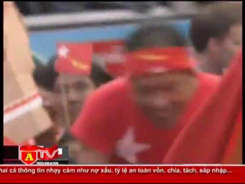 ANTÐ - Đảng của bà San Suu Kyi giành chiến thắng trong cuộc bầu cử quốc hội