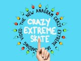 Anagram Skateboards - Crazy Extreme Skate - Teaser #1.