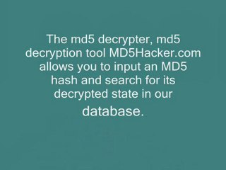 MD5 Resource | Learn About, Share and Discuss MD5 At Popflock com